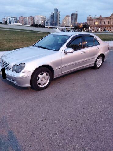 Mercedes-Benz C 200 2 l. 2000 | 345000 km