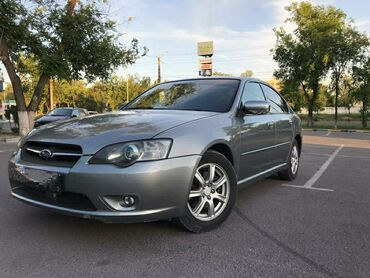 Subaru Legacy 2 л. 2004