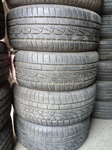 225 50 17 зимние шины в Кыргызстан: 225/50/17 комплект Корея Зима состояние 90%