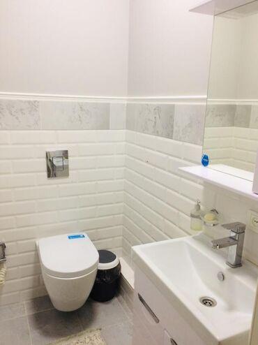 сдам квартиру в джале бишкек в Кыргызстан: Сдается квартира: 3 комнаты, 107 кв. м, Покровка