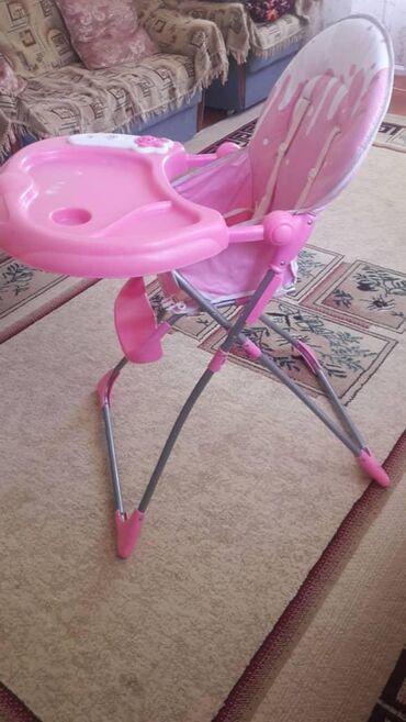 Кресла в Кара-Балта: Продаю стульчик для кормления. Цена 1800