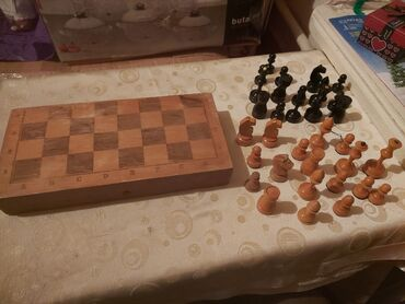 Шахматы Зделано в СССР. Продам за 50 манат