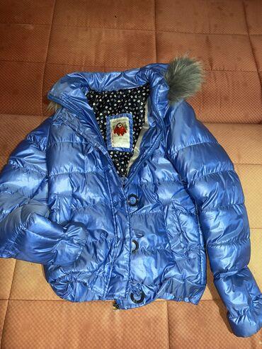Zimske jakne sa krznom - Srbija: Ženska zimska jakna sa krznenom kapuljacom /m