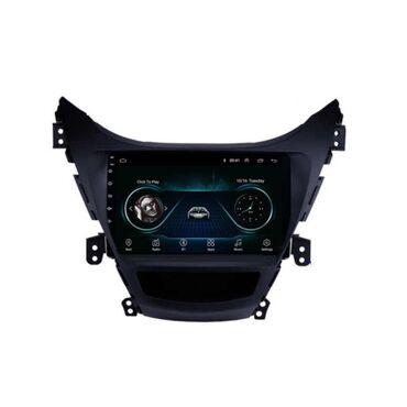 """Avtomobil elektronikası - Azərbaycan: Hyundai Elantra 2014 """" Android """" monitor təzə ilə eynidir yeni alınıb"""