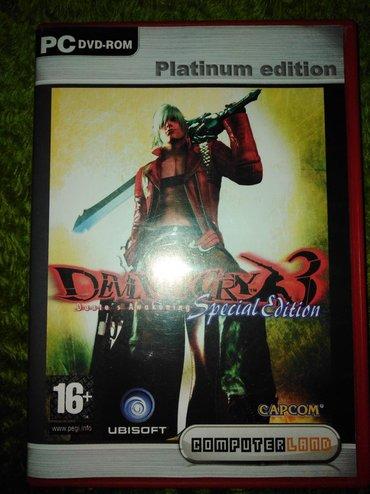 Knjige, časopisi, CD i DVD | Zrenjanin: Devil Mayory 3 Igrica za PC