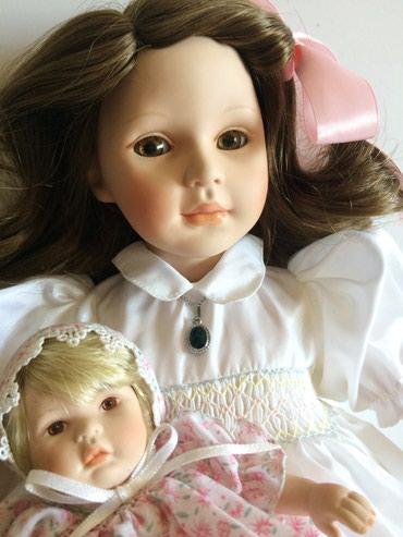 Коллекционные фарфоровые куклы в Бишкек