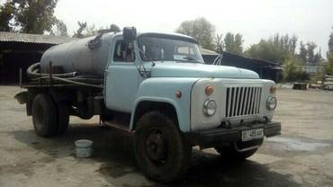 """Услуг крана манипулятора - Кыргызстан: #услуги """"супер крутого ассенизатора откачка, выкачка септиков и туалет"""