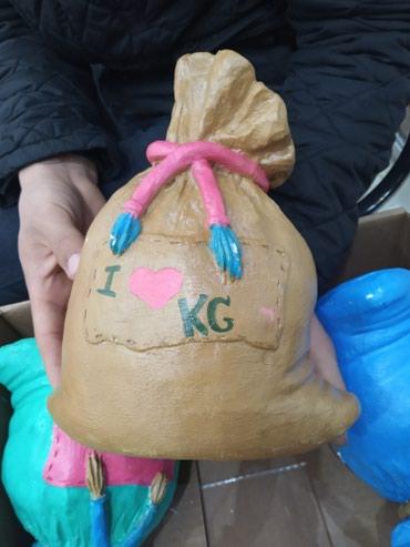 Продаем сувениры(копилки): в Бишкек