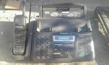 Телефон - Кыргызстан: Продаю телефон факс