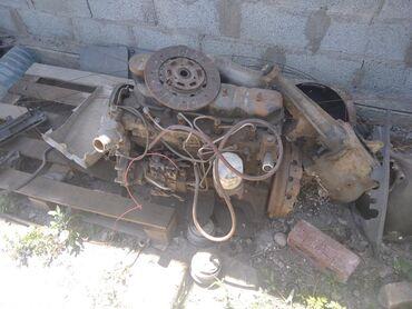даф в Кыргызстан: Двигатель дизель даф форд