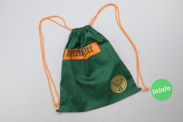 1240 объявлений | СПОРТ И ХОББИ: Рюкзак - мішок з написом    Довжина: 37 см Ширина: 38 см  Стан гарний