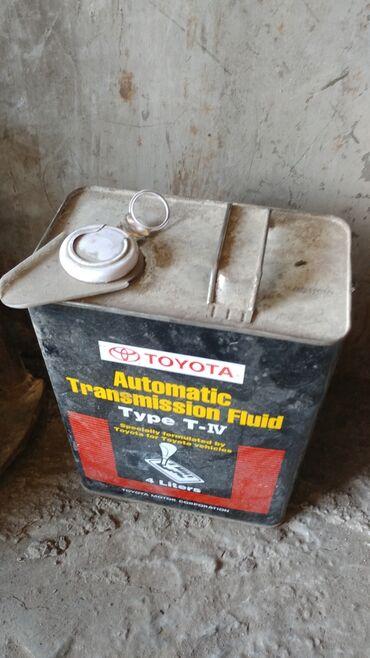 Транспорт - Кок-Джар: Масло для трансмиссии