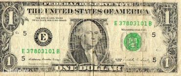 Manchester united - Srbija: 1 dollar 1968 godinaThe united states of america, one dollar, 1968