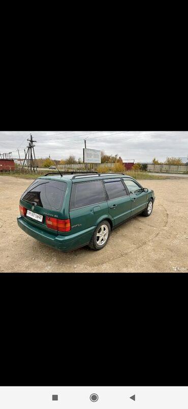 Volkswagen Passat CC 1.8 л. 1996   52222 км
