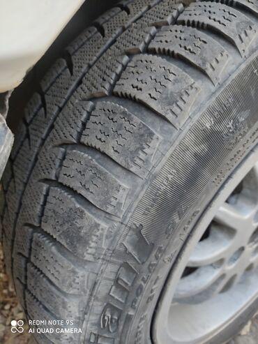 б у шины 185 65 r14 в Кыргызстан: Продаю или меня на R14, размер R15 195/65/15 нужен 185.65.R14