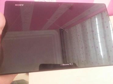 Samsung z1 - Azerbejdžan: ZAPCAST Kimi satilir. Tablet Sony Xperia Z1.Ekranda cat var