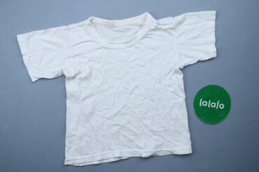 Дитяча однотонна футболка    Довжина: 32 см Напівобхват грудей: 27 см