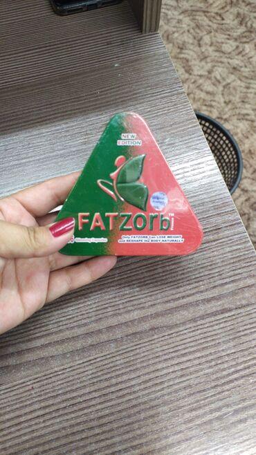 Красота и здоровье - Сокулук: FATZORb ORIGINAL для трудно худеющих минус от 9 до 12 кг за 36