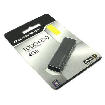 стилусы grand x в Кыргызстан: USB flash Silicon Power Touch 210Флешка Silicon Power Touch 210