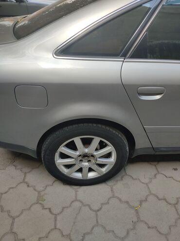 Audi A6 3 л. 2003 | 256828 км