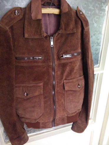товары из турций в Кыргызстан: Мужские куртки M