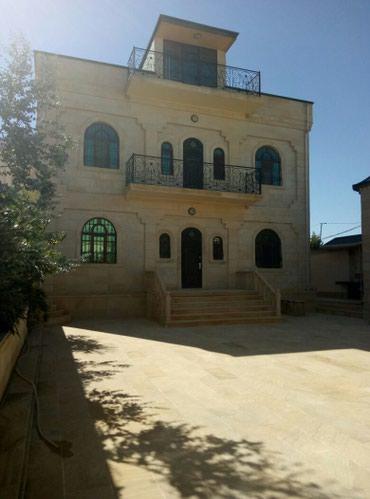 Bakı şəhərində Badamdarda yola yaxin tam seraitli villa gunluk icareye