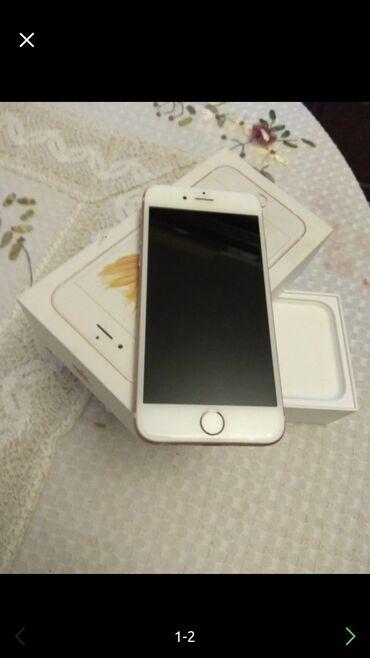 qizil - Azərbaycan: İşlənmiş iPhone 6s 32 GB Cəhrayı qızıl (Rose Gold)