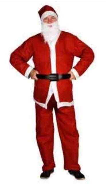 Odelo Deda Mraza kompletUniverzalna veličinaNovo1200 dinSlanje