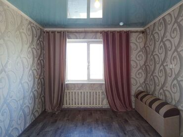 аламедин 1 квартиры in Кыргызстан | БАТИРЛЕРДИ УЗАК МӨӨНӨТКӨ ИЖАРАГА БЕРҮҮ: Жеке план, 1 бөлмө, 34 кв. м