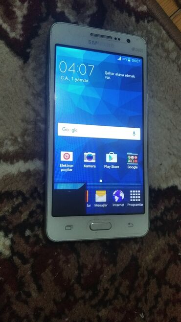 Samsung galaxy note 5 satiram - Saray: İşlənmiş Samsung Galaxy Grand Dual Sim 8 GB ağ