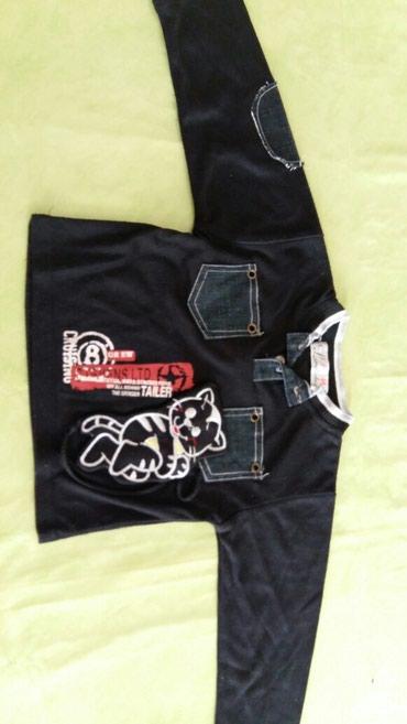 Majica na dug rukav za bebe vel. 80,polovna i ocuvana - Petrovac na Mlavi