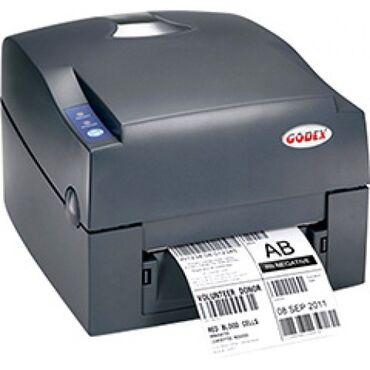 термотрансферный принтер этикеток в Кыргызстан: Продаю Термотрансферный принтер для этикеток Godex G500U