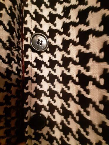 Carape sa prstima - Srbija: Desigual original kaput nikad nosen,skinuta samo etiketa
