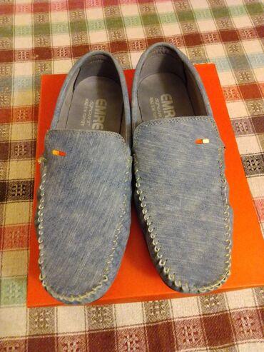 Muske espadrile - Srbija: Muske espadrile - cipele. 42 broj. Odlično očuvane. Obuvene jednom