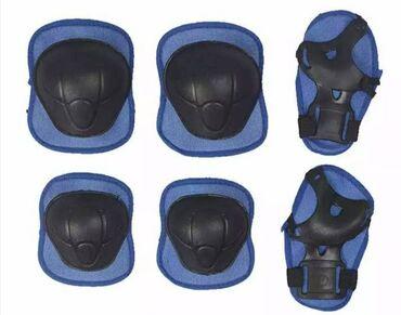 Set štitnika za kolena, noge i lakotove u više boja6u1 set