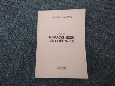 Dvd za auto - Srbija: Nemački jezik za početnike - Vlasta Đurić  Naslov: Nemački jezik za po
