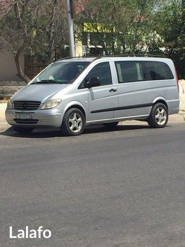Bakı şəhərində Vito taxi xidmeti