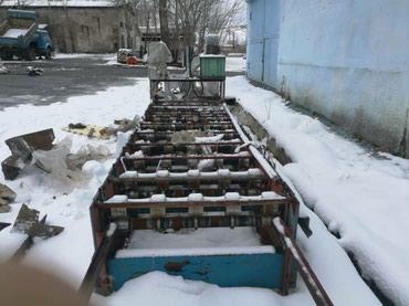 Станок для производства металла черепицы в Бишкек