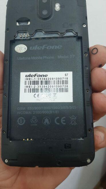 ehtiyat hisseleri telefon - Azərbaycan: Ulefone s7 ehtiyyat hisseleri☑Mobil telefon ehtiyat hisseleri ☑Plata
