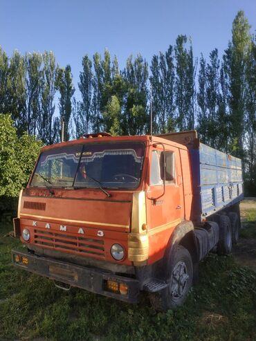 Продаю КАМАЗ бортовой 8 тоник состояние хорошее на ходу цена 450000