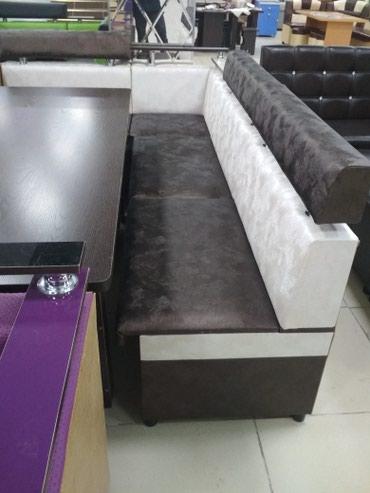 Мягкие мебель кухни уголок+столь Беш в Бишкек