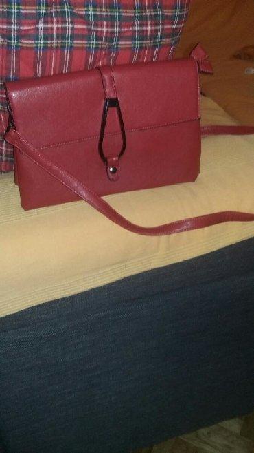 Ostalo   Vranje: Nova torbica,samo skinuta etiketa