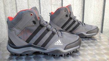 Adidas AX Cizme-Siva Boja#NOVO#Brojevi od 41-46!Zima - Nis