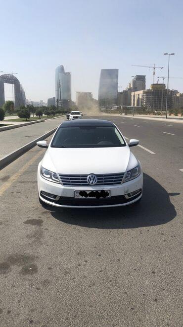 bakida hovuzlar - Azərbaycan: Volkswagen Passat CC 2 l. 2015 | 74000 km
