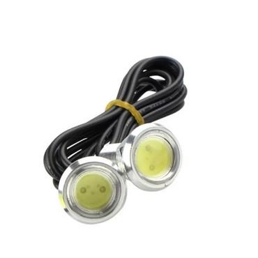 задние фонари лексус gx470 в Азербайджан: 2X парковки 23 мм орлиные глаз Led освещение автомобиля дневные