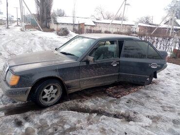 Mercedes-Benz W124 2.6 л. 1988 | 250000 км