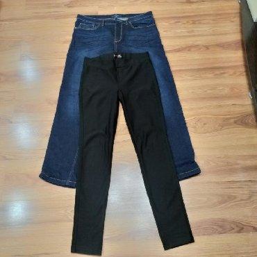 джинсы настоящие в Кыргызстан: Продаю джинсы немного бу состояние идеал. Синие-30размер, высокая