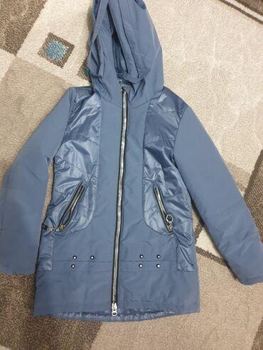 Куртка на девочку,ростовка 140-146,состояние хорошее