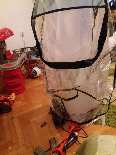 Najlon za kolica za kišu,nov,sada je otpakovan.pogledajte i ostale