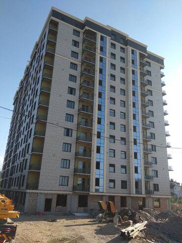 аламедин 1 квартиры in Кыргызстан | БАТИРЛЕРДИ УЗАК МӨӨНӨТКӨ ИЖАРАГА БЕРҮҮ: Элитка, 1 бөлмө, 43 кв. м Айкалышкан даараткана, Бурчта жайгашкан эмес батир
